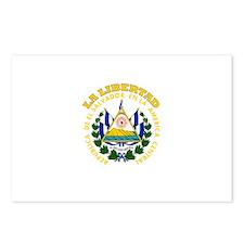 La Libertad, El Salvador Postcards (Package of 8)