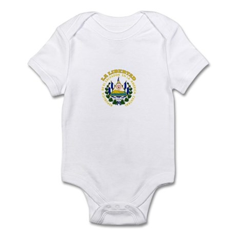 La Libertad, El Salvador Infant Bodysuit