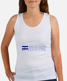 Joya de Ceren, El Salvador Women's Tank Top