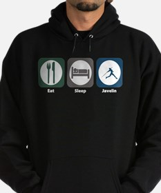 Unique Eat sleep throw Hoodie (dark)
