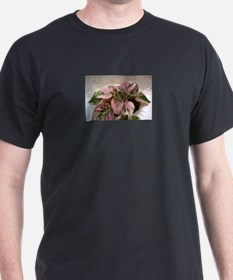 African Violet~Illini Peace T-Shirt