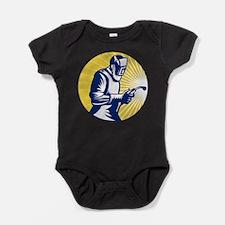 Cool Welding Baby Bodysuit