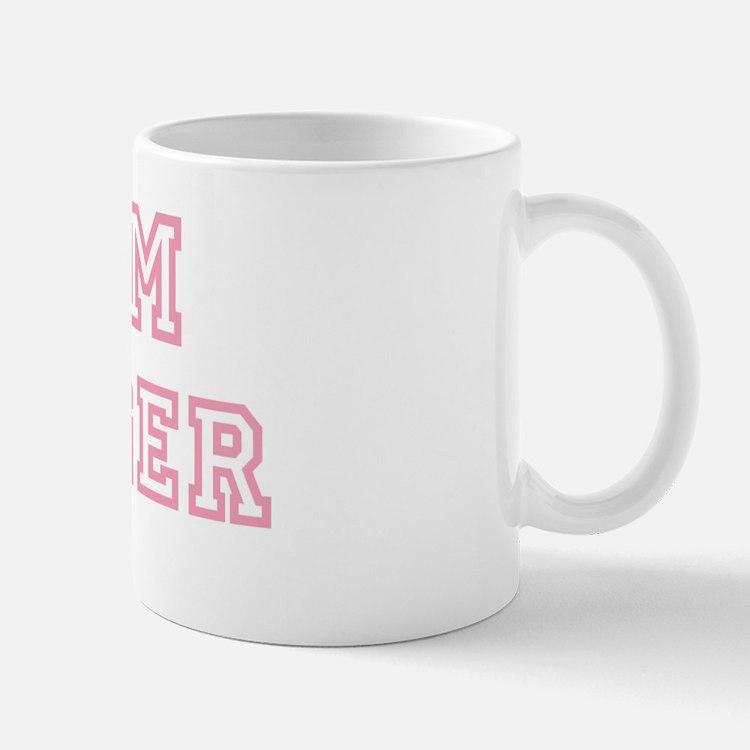 Team Ginger - bc awareness Mug