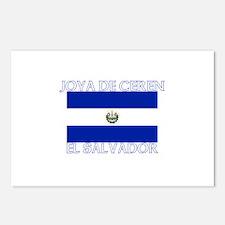Joya de Ceren, El Salvador Postcards (Package of 8