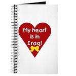 My Heart is in Iraq Journal