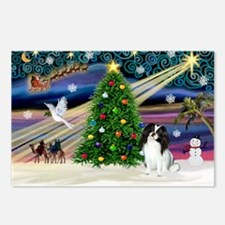 Xmas Magic & J Chin Postcards (Package of 8)