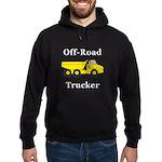 Off Road Trucker Hoodie (dark)