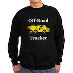 Off Road Trucker Sweatshirt (dark)