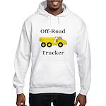 Off Road Trucker Hooded Sweatshirt