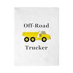 Off Road Trucker Twin Duvet