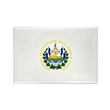 El Salvador Rectangle Magnet (100 pack)