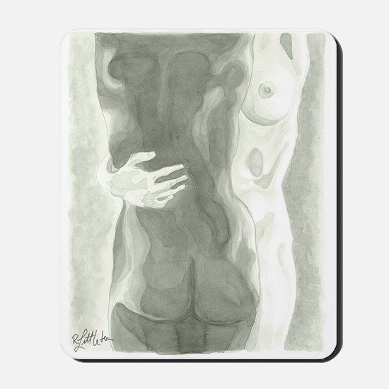 Nude Women Mousepad