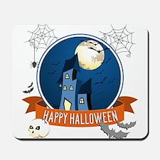 Happy halloween Trick or treat Mousepad