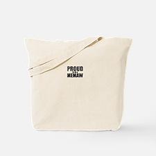Proud to be MEMAW Tote Bag