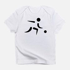 Bowling player icon Infant T-Shirt