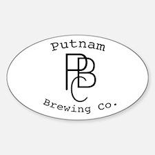 Putnam Brewing Logo Decal