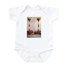 Antique Decor Candelabras~LilyKo.com Infant Bodysu