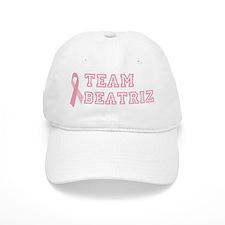 Team Beatriz - bc awareness Baseball Cap