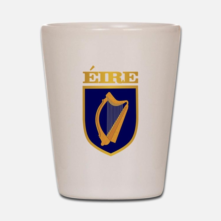 Eire Shot Glass