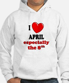 April 8th Hoodie