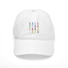 All Colors - Ribbons Baseball Cap