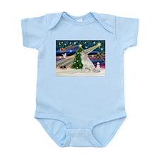 XmasMagic/Gr Pyrenees Infant Bodysuit