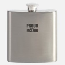 Proud to be MCLEOD Flask