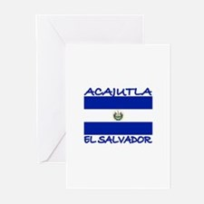 Acajutla, El Salvador Greeting Cards (Pk of 10)