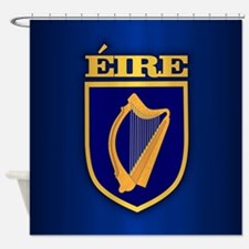 Eire Shower Curtain