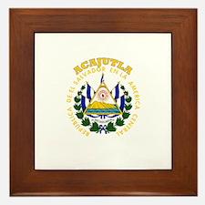 Acajutla, El Salvador Framed Tile