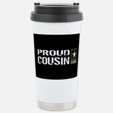 U.S. Army: Proud Cousin Travel Mug