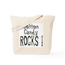 Cotton Candy Rocks ! Tote Bag