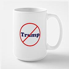 Anti Trump, Dump Drumpf, no Trump Mugs