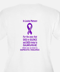 In memory/who died trying T-Shirt