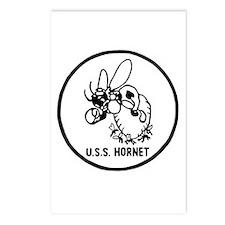USS Hornet (CV 8) Postcards (Package of 8)