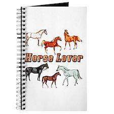 Horse Lover Journal