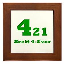 Brett 4-Ever Framed Tile