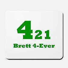 Brett 4-Ever Mousepad