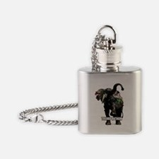 Funny Republicans Flask Necklace