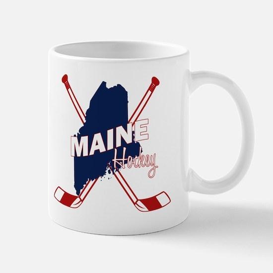 Maine Hockey Mug