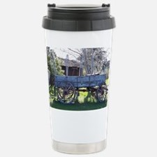 Unique Covered wagon Travel Mug