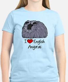 I Heart English Angoras T-Shirt