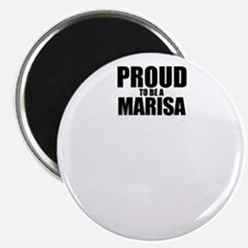 Proud to be MARISA Magnets