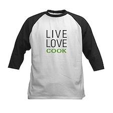 Live Love Cook Tee