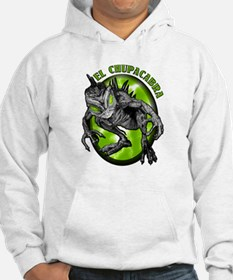 Chupacabra with Background 4 Jumper Hoody