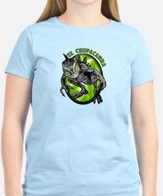 Chupacabra with Background 4 T-Shirt