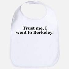 Cute Berkeley california Bib