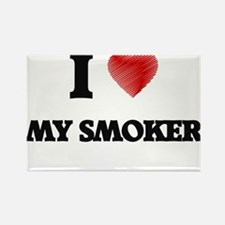 I love My Smoker Magnets