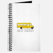 BUS RIDER Journal