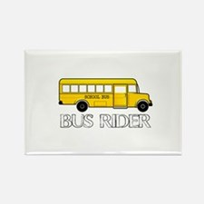 BUS RIDER Magnets